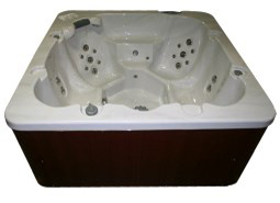 Coyote Spas Hot Tub Range by Rec-Pro Recreational Supplies
